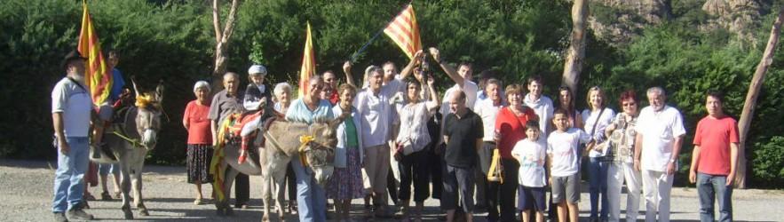 Festa de Sant Joan 2012 al Vallespir