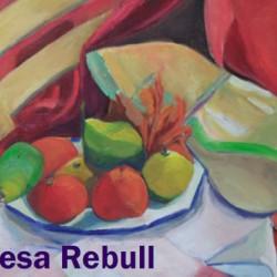 Exposició de la Teresa Rebull