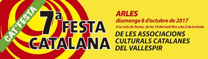 VII Festa catalana del Vallespir 2017
