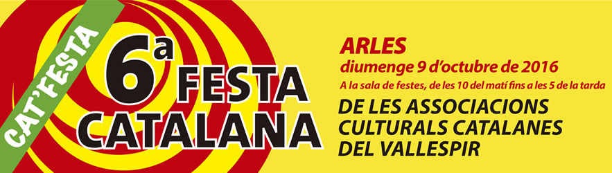 VIa Festa Catalana del Vallespir 2016