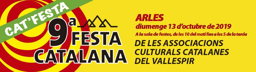 IX Festa Catalana del Vallespir 2019